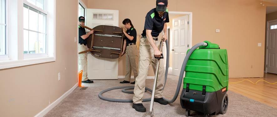 Morristown, TN residential restoration cleaning